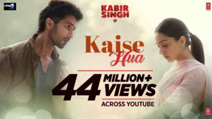 Photo of Kaise Hua Lyrics – Kabir Singh – Vishal Mishra – Manoj Muntashir