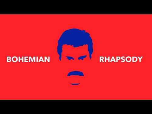 bohemian rhapsody Guitar and Ukulele chords by Queens