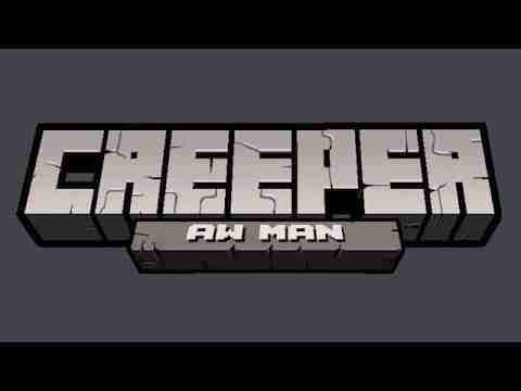 Creeper Aw Man Lyrics - Revenge Lyrics - Parody of Minecraft Lyrics
