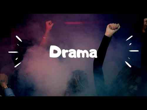Drama Lyrics in Hindi and English - Raftaar - Mr Nair