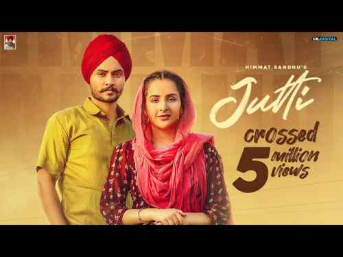 Photo of JUTTI Lyrics in English and Punjabi| Himmat Sandhu | Veet Baljit