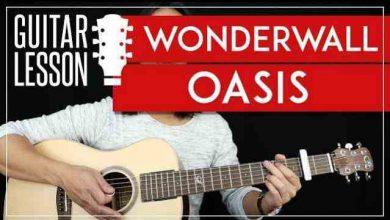 Photo of Wonderwall guitar chords, Ukulele Chords and Lyrics by Oasis