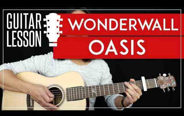 Wonderwall guitar chords, Ukulele Chords and Lyrics by Oasis