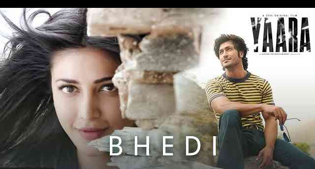 Photo of BHEDI Lyrics in English and Hindi | Yaara  | Ankit Tiwari, Aishwarya M