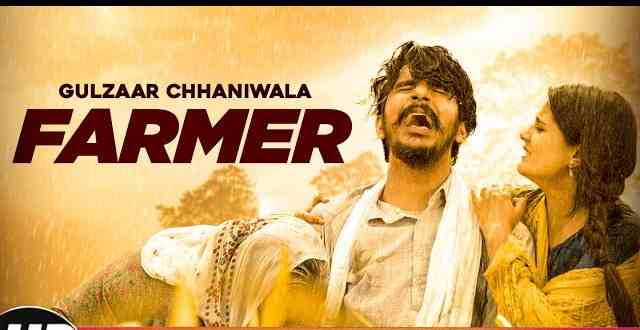 FARMER Lyrics in Hindi and English | GULZAAR CHHANIWALA Haryanavi
