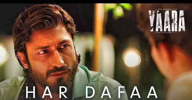 Har Dafaa Lyrics in English and Hindi| Shaan| Shruti Rane |Movie Yaara