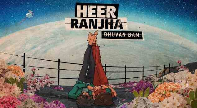 Photo of Heer Ranjha Guitar Chords and Lyrics in English and hindi | Bhuvan Bam