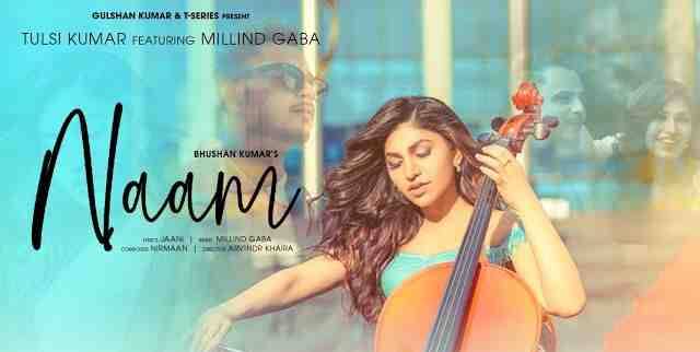 Photo of Naam Lyrics in English and Punjabi| Tulsi Kumar Feat. Millind Gaba | Jaani
