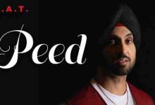 Photo of Peed Lyrics in English and Punjabi| Diljit Dosanjh |  G.O.A.T.
