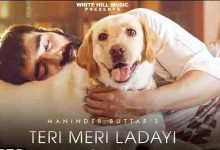 Photo of TERI MERI LADAYI Lyrics in English & Punjabi|Maninder Buttar feat.Tania