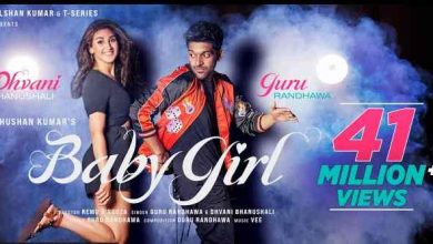 Photo of BABY GIRL LYRICS  By GURU RANDHAWA |  DHVANI BHANUSHALI