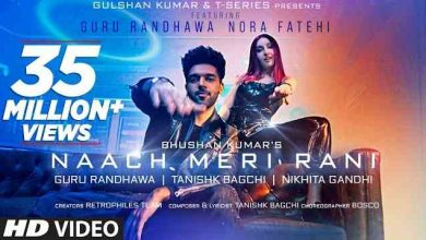 Photo of Naach Meri Rani Chords | Guru Randhawa | Nora Fatehi | Tanishk Bagchi