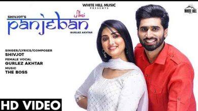 PANJEBAN Lyrics in English and Punjabi| Shivjot & Gurlez Akhtar | The Boss