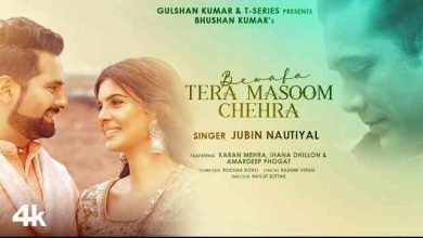 Photo of Bewafa Tera Masoom Chehra Chords and Lyrics | Rochak Kohli | Jubin