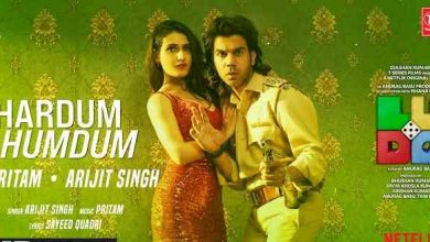Photo of Hardum Humdum KARAOKE  and Lyrics | Arijit Singh Songs | Ludo Movie