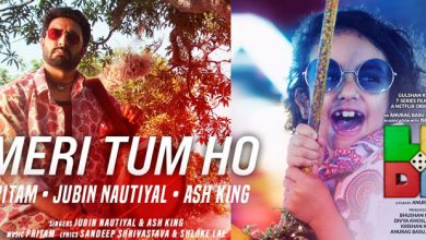 MERI TUM HO LYRICS in English and Hindi – LUDO | Ash King | Jubin
