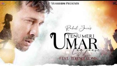 Photo of Tenu Meri Umar Lag Jaave Lyrics in English and Punjabi | Rahul Jain